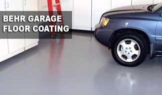 Behr Garage Floor Coating