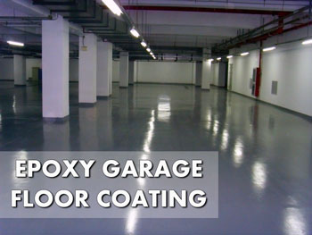 Epoxy Coating For Garage Floors