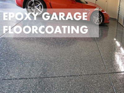Epoxy Grage Floor Coating Shine