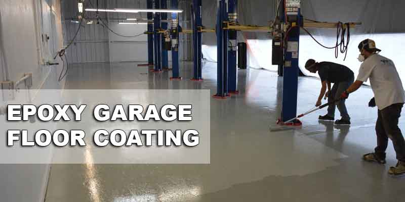 how to use epoxy garage floor coating for your floor - How To Epoxy Garage Floor