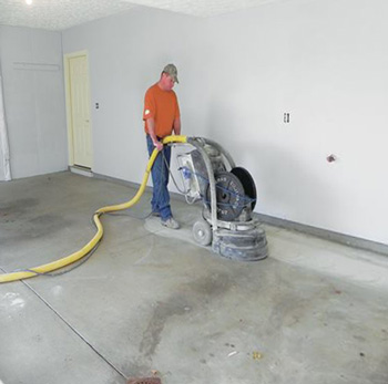 Preparing Garage Floor For Coating