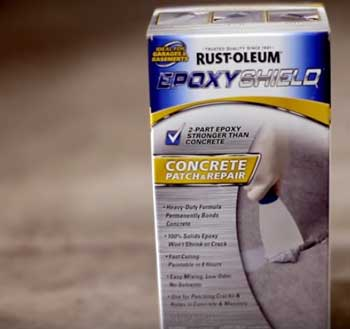 Rustoleum Concrete Patch Repair