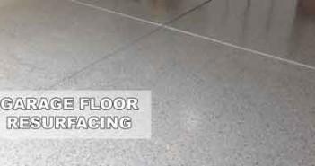 Garage Floor Resurfacing