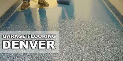 Garage Flooring In Denver
