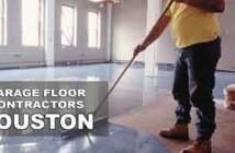 Garage Flooring Contractors Houston