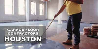 Garage Flooring Contractors Houston