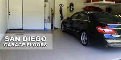 San Diego Garage Floors