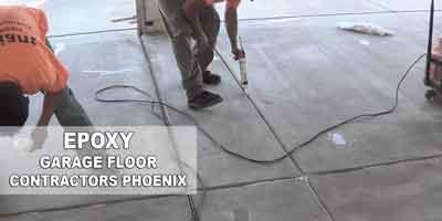 Garage Floor Contractors Phoenix