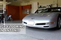 Garage Flooring San Antonio