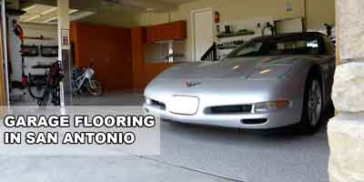 Garage Flooring San Antonio