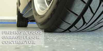 Find A Garage Floor Contractor