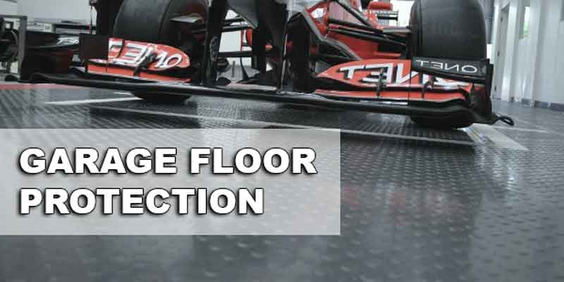 Garage Floor Protector Mats