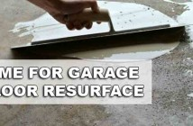How To Resurface Your Garage Floor
