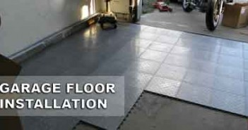 Garage Floor Installation