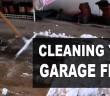 How To Clean Your Garage Floor