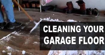 Best garage floor coating reviews tips and tricks for Garage floor cleaning tips