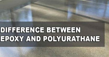 Difference Between Epoxy and Polyurethane