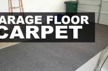 Floor Carpet for Garage