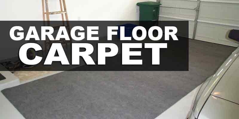 Floor Carpet for Garage