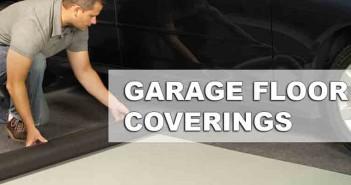Cover Your Garage Floor