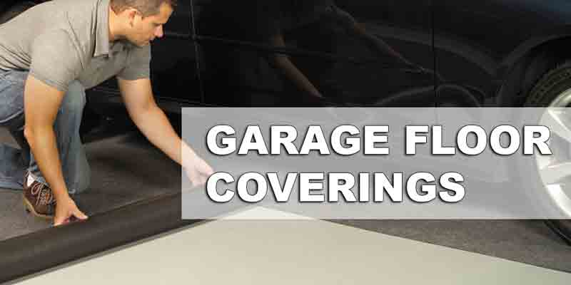 Cover Your Garage Floor