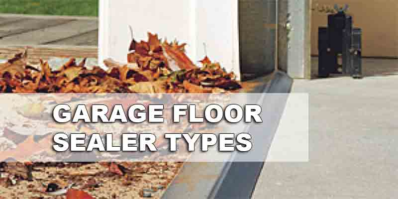 How To Seal Your Garage Floor