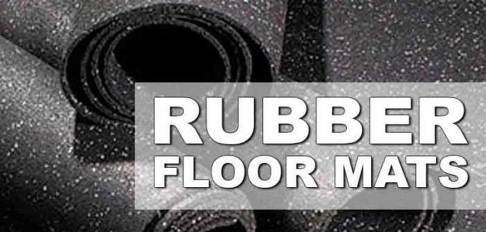 Rubber Garage Floor Mats