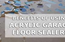 Acrylic Garage Floor Sealers