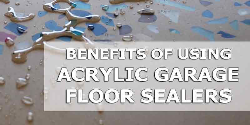 Acrylic Garage Floor Sealers