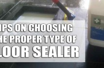 Selecting Proper Floor Sealer