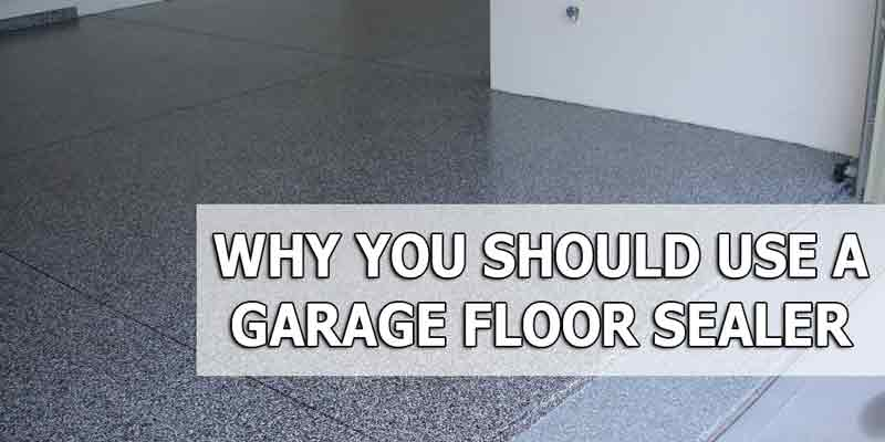 Garage Floor Penetrating Sealer