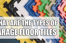 Comparing Garage Floor Tiles