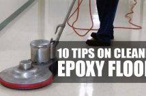 Garage floor drain ideas for Garage floor cleaning tips