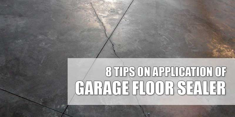 Tips On Applying Floor Sealers