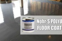 Nohr-S Polyurea Floor Coating