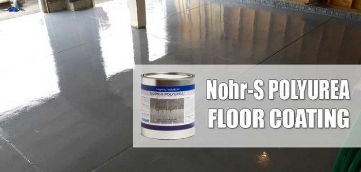Nohr-S Polyurea Floor Coating