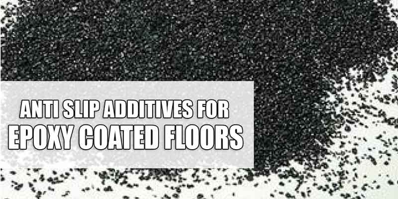 Anti Slip Additives for Epoxy