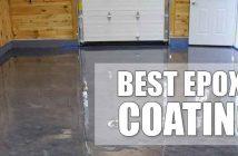 best epoxy floor coating