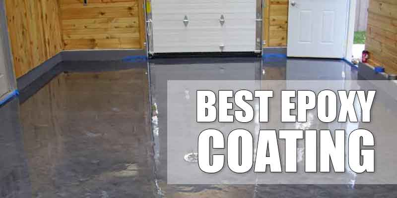 What Is The Best Epoxy Coating For Your Garage Floor