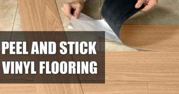 peel and stick vinyl flooring
