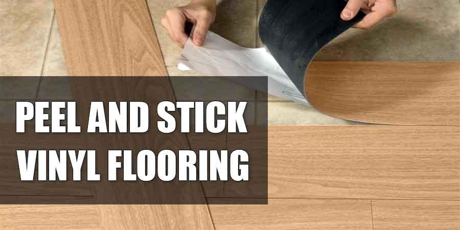 Peel And Stick Vinyl Tiles For The Garage Floor